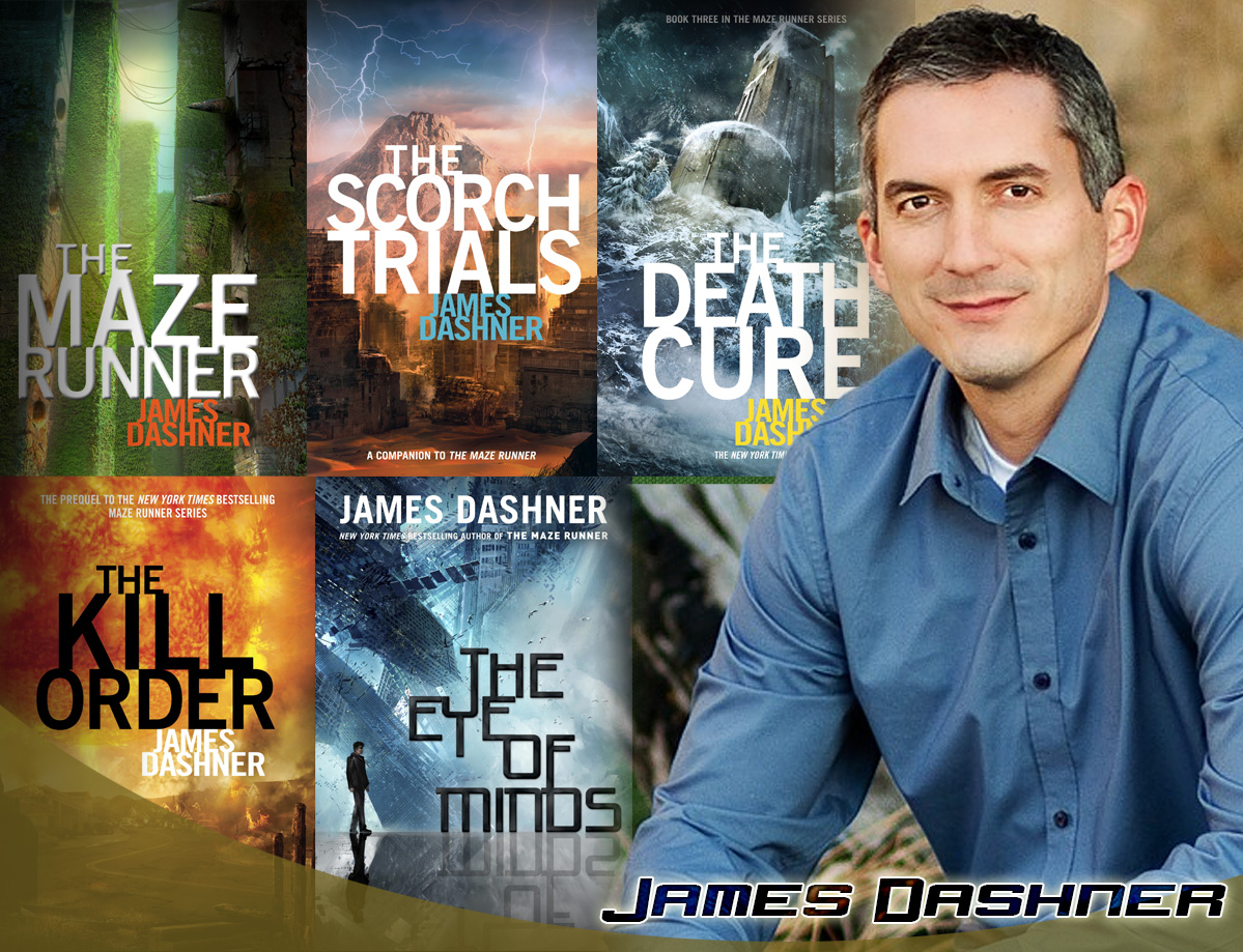 The Maze Runner by James Dashner – review