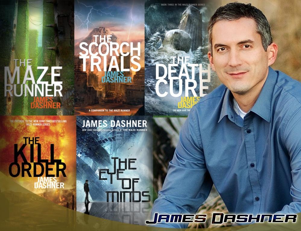 The Maze Runner (วงกตมฤตยู) - เจมส์ แดชเนอร์(James Dashner) ชีวิตที่ไร้ความทรงจำกับปริศนาที่ไม่มีทางออก (2/3)